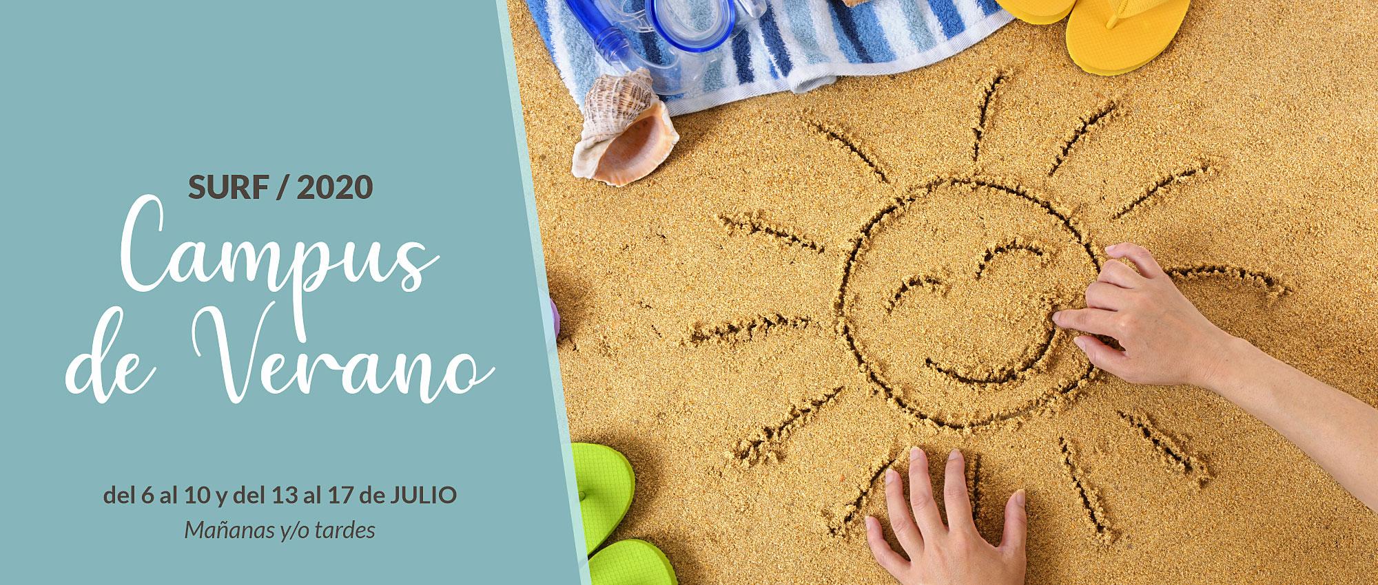 RuralSurf Campus de Verano para menores