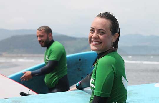 Surf adultos