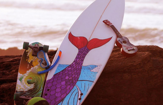 surfcamp niños