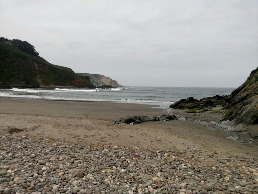 Playa Bahinas Asturias