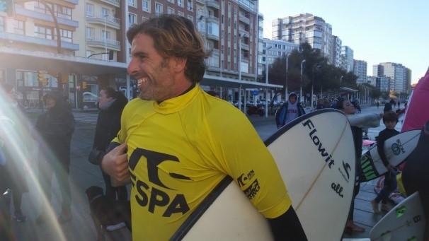Javier Alvarez Campeonato Surf
