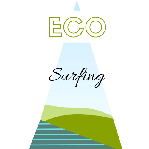 Distintivo Eco Surfing