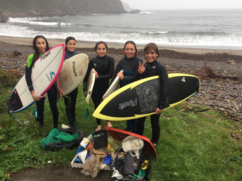 Equipo Rural Surf Ecosurfing